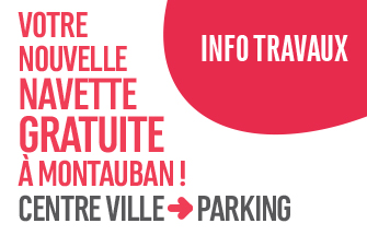 Navette gratuite «centre-ville / parking»