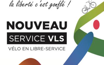 TM A VELO – lancement du service VLS